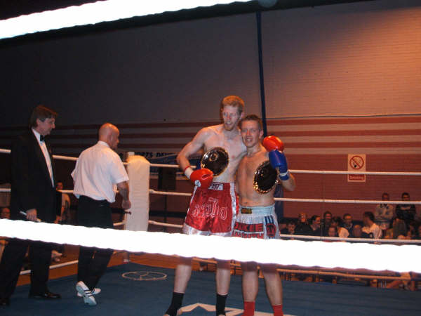 Caledonian Muay Thai -...
